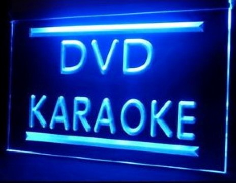 DVD Karaoke Shop LED Neon Sign