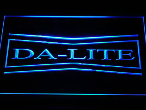 Da-lite LED Neon Sign