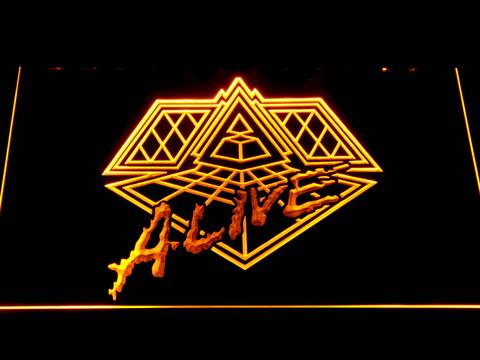Daft Punk Alive LED Neon Sign