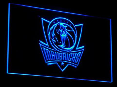Dallas Mavericks LED Neon Sign