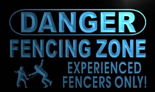 Danger Propane Neon Light Sign