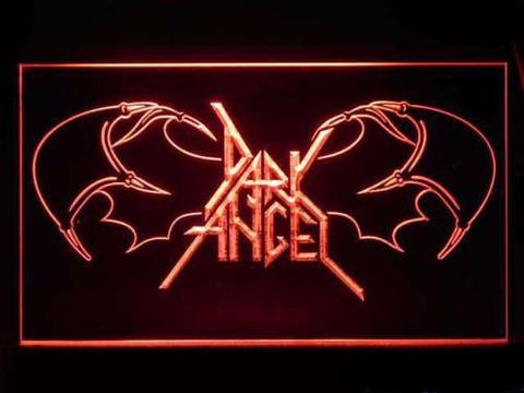 Dark Angel LED Neon Sign