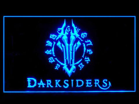 Darksiders LED Neon Sign