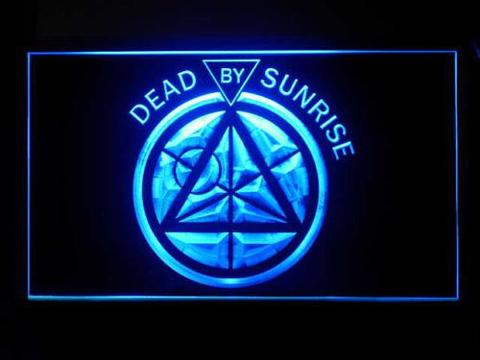 Dead By Sunrise LED Neon Sign