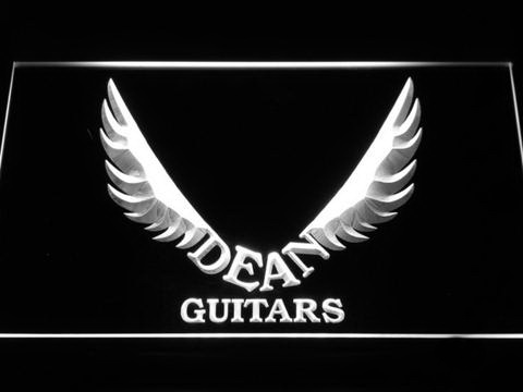 Dean Guitars LED Neon Sign