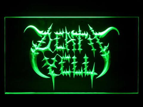 Death Yell LED Neon Sign
