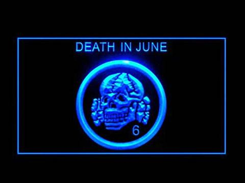 Death in June LED Neon Sign