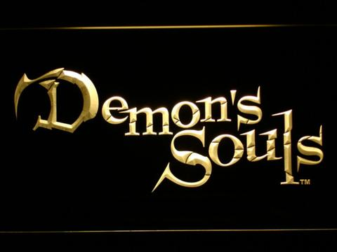 Demon's Souls LED Neon Sign