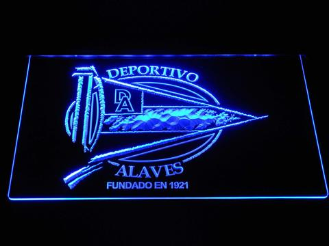 Deportivo Alavés LED Neon Sign
