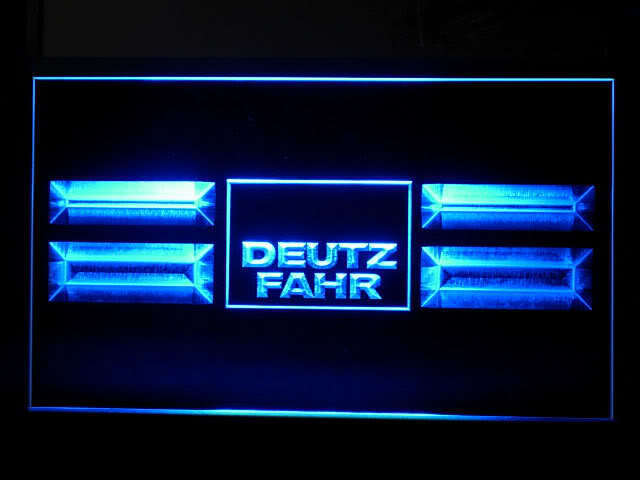 Deutz Fahr Service LED Sign