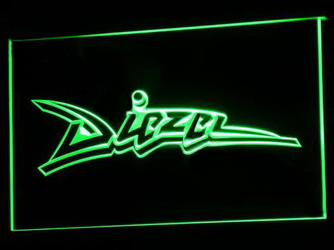 Diezel LED Neon Sign