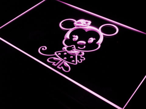 Disney Babies Minnie Mouse LED Neon Sign