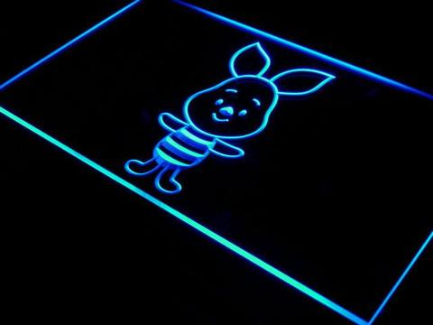 Disney Babies Piglet LED Neon Sign