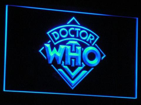 Doctor Who LED Neon Sign