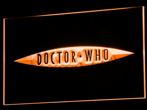 Doctor Who The End of Time LED Neon Sign