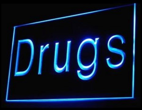 Drugs Store Pharmacy Medicine LED Neon Sign