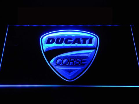 Ducati Corse LED Neon Sign