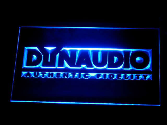 Dynaudio Authentic LED Sign