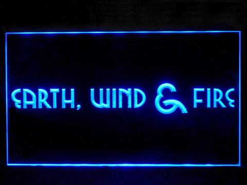 Earth Wind And Fire LED Neon Sign
