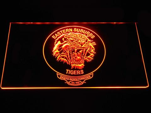 Easts Tigers LED Neon Sign