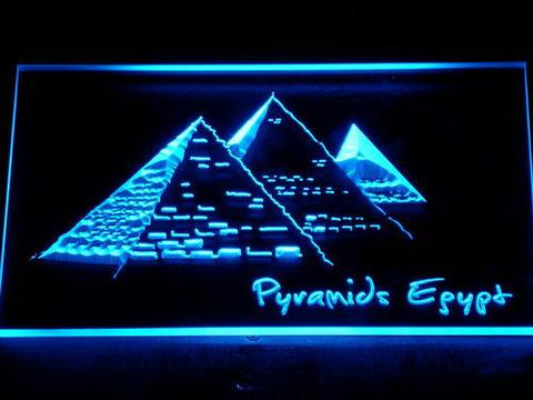 Egypt Pyramids LED Neon Sign