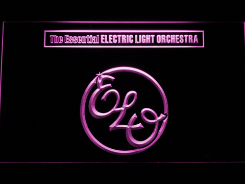 Electric Light Orchestra The Essential LED Neon Sign