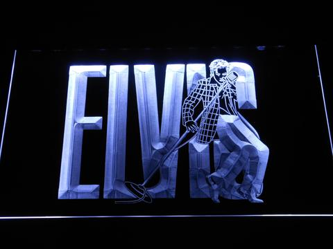 Elvis Presley LED Neon Sign