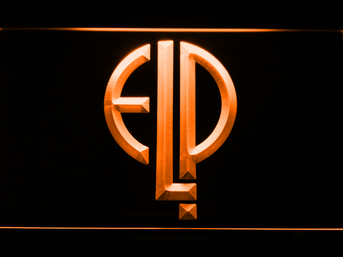 Emerson, Lake, Palmer LED Neon Sign
