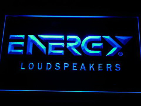 Energy Loudspeakers LED Neon Sign