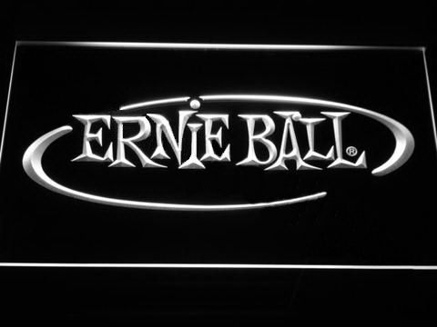 Ernie Ball LED Neon Sign