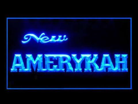 Erykah Badu The New Amerykah LED Neon Sign