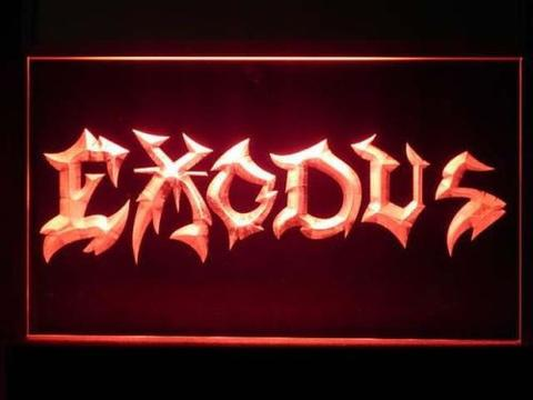 Exodus LED Neon Sign