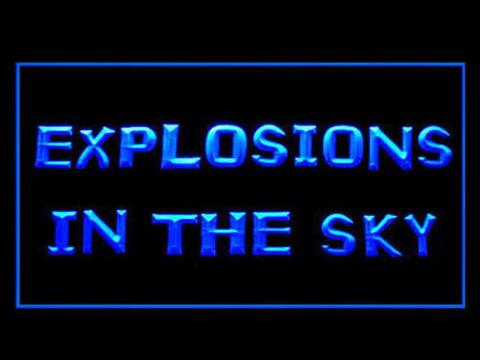 Explosions in the Sky LED Neon Sign
