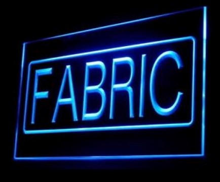 Fabric Shop Retail LED Neon Sign