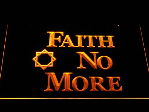 Faith No More LED Neon Sign