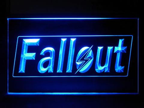 Fallout 2 LED Neon Sign