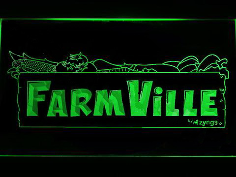 Farmville LED Neon Sign