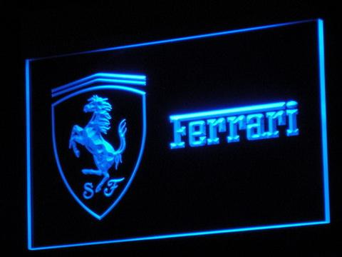 Ferrari LED Neon Sign