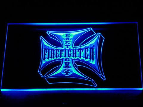 Fire Fighter East Coast LED Neon Sign