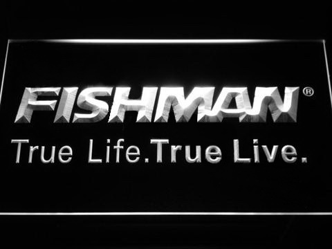 Fishman LED Neon Sign