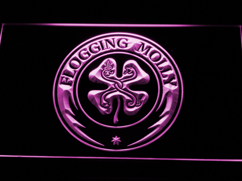 Flogging Molly LED Neon Sign