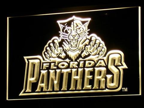 Florida Panthers LED Neon Sign