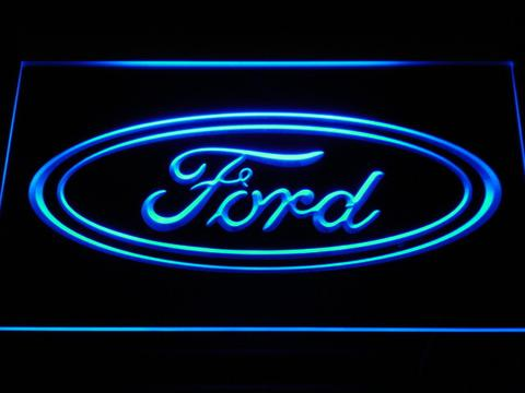 Ford LED Neon Sign
