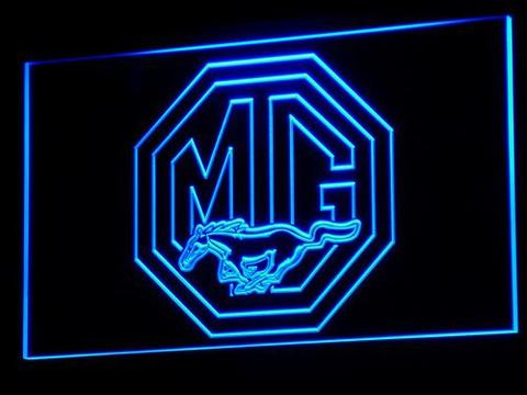 Ford MG Mustang LED Neon Sign