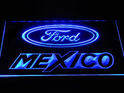 Ford Mexico LED Neon Sign