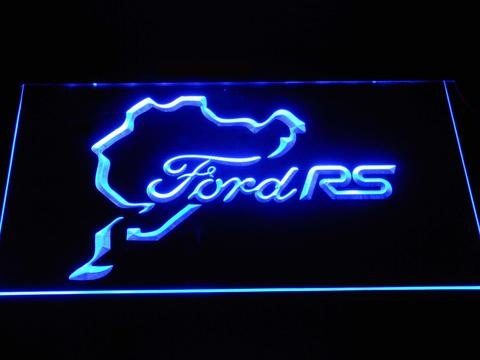 Ford RS LED Neon Sign