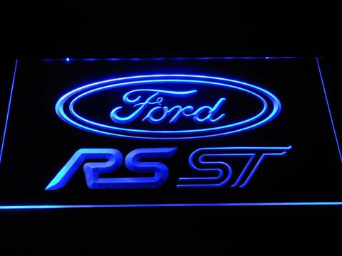 Ford RS ST LED Neon Sign