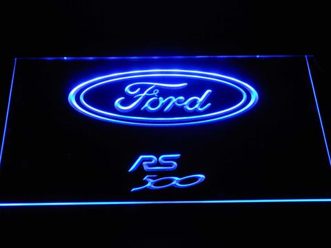 Ford RS500 LED Neon Sign