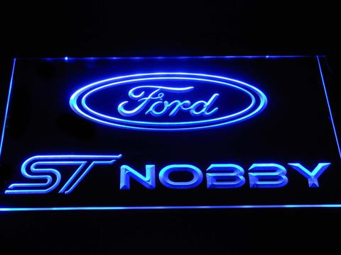 Ford ST Nobby LED Neon Sign