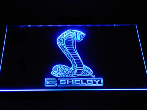 Ford Shelby LED Neon Sign